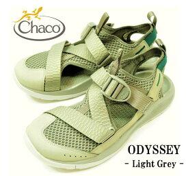 """【送料無料】【Chaco/チャコ】-Ms ODYSSEY """"LIGHT GREY""""/メンズオデッセイ """"ライトグレー"""""""