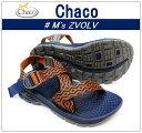 """【送料無料】【Chaco/チャコ】-# M's ZVOLV """"VIBE BROWN""""/メンズZボルブサンダル """"バイブブラウン"""""""