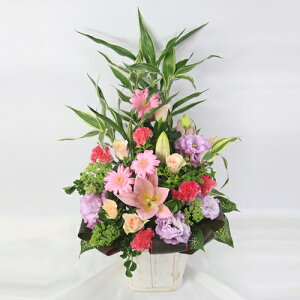 お祝い花アレンジメントGrace