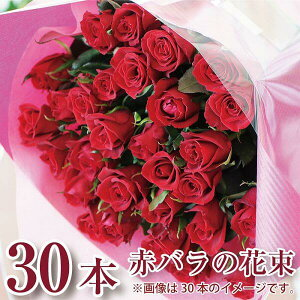 誕生日 花 ギフト バラ 花束 30本 赤いバラ 花束 転勤花 退職花 昇進花 昇格花 栄転花 就任祝い花 誕生日花 卒業祝い花 歓送迎会花 卒業祝い花束 バラ 花束 赤いバラ 赤いバラの花束 30本 薔薇