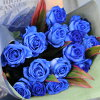 파란 장미 생일 선물 꽃다발 15 주년 발표회 블루 로즈 꽃 결혼 선물 출산 선물 프로포즈 장미 장미 꽃다발 꽃 장미 환갑 축 하 축 하 꽃 선물 파랑 GIFT はなたば 꽃 선물 꽃 큐 가맹점에 델 바이스 꽃 방 꽃 파란 장미