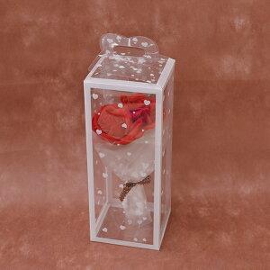 シャボンフラワー(ソープフラワー)マノン レッドSBL-151 RED