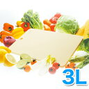 キッチンスター3L【あす楽対応 食洗機対応 テクノ月星 日本製 合成ゴム エラストマー 食中毒予防 家庭用まな板】【木…