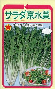 【種子】サラダ京水菜トーホクのたね