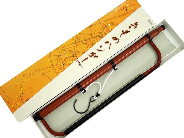 bai あづま姿 きものハンガー 和装ハンガー 帯掛け固定タイプ 最長126cm 724