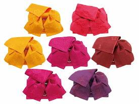 セール つばめ結び 作り帯 変わり織 織柄入り 浴衣帯 全7タイプ her-240