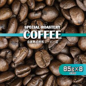 ■送料無料 【自家焙煎】スペシャルロースタリーコーヒー豆(アラビカ種100%)【飲みやすい】珈琲いかがでしょう おすすめ 美味しい