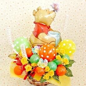 ディズニー バルーン フラワー ギフト 誕生日 結婚式 発表会 卒業 ホワイトデー 生花 L2 P5