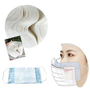 マスク フィルターシート 取り替えシート 90〜100枚入り ウィルス対策 不織布 フィルター ウイルス 防塵 使い捨て 花粉 マスク用とりかえ不織布シート ※マスクではございません【定形外可