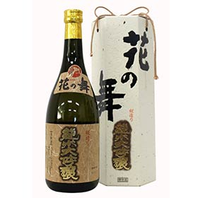 日本酒【送料無料】花の舞 純米大吟醸720ml 贈り物 金賞受賞蔵の静岡の地酒を