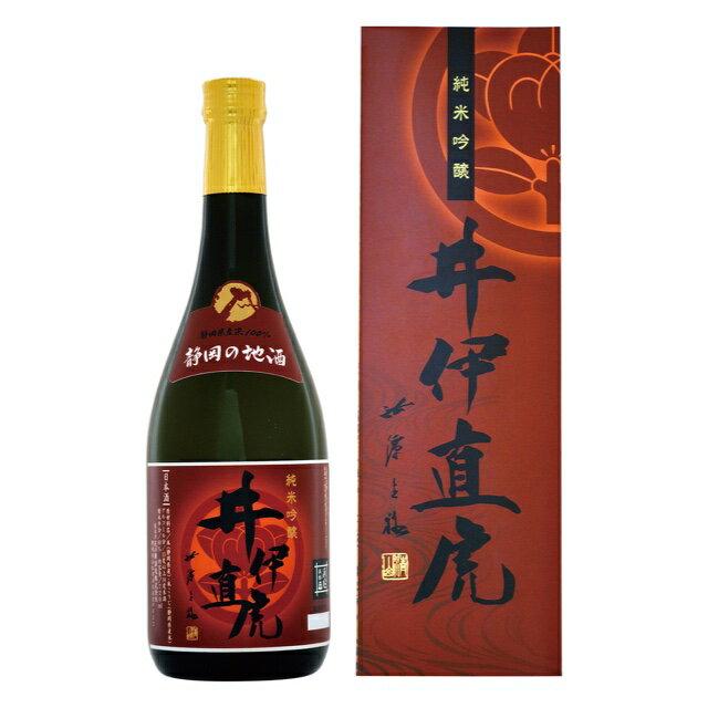 【お歳暮 ギフト】 日本酒【送料無料】花の舞 純米吟醸井伊直虎720ml 金賞受賞蔵の静岡の地酒を