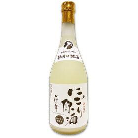 日本酒 花の舞辛口純米にごり原酒 720ml 金賞受賞蔵の静岡の地酒を 【送料無料】