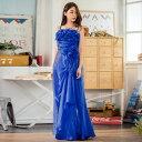 成人式 同窓会 ドレス パーティードレス ロングドレス 演奏会 結婚式 ワンピース 大きいサイズ 二次会 華やか カラー…