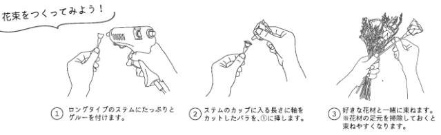 ソフトピラミッドアジサイ・ヘッド 【プリザーブドフラワー】 auktn