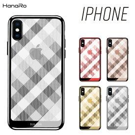 【セール】 iphone x ケース チェック柄 ギンガム ストライプ iPhoneXR iPhoneXSMax iPhoneX iPhone8/8Plus iPhone7/7Plusアイフォン 送料無料 | アイフォン8 アイフォン7 スマホケース iphoneケース スマホカバー カバー スマホ アイフォンケース xr アイホンケース