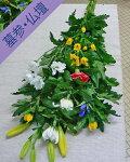 お供え花束・仏花<墓参・仏壇A>