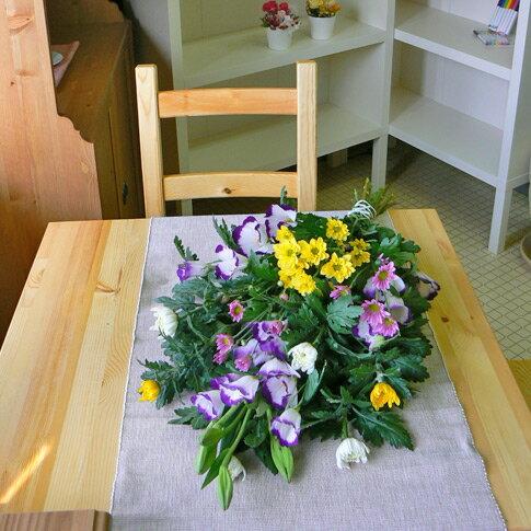 お供え花束<和花A>【品質保証★花】【お盆 花】【お盆 お供え】【花 お供え】