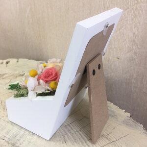 ミニローズの3りんプリ【あす楽対応】【プリザーブドフラワー】