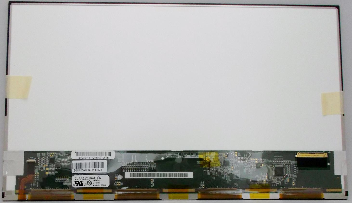 """液晶パネル:Panasonic Let's note等用12.1""""(CLAA121UA01CW)国内発送"""