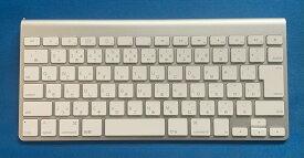 新品 Apple Bluetooth ワイヤレスキーボード A1255