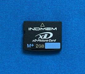 新品 XDピクチャーカード2GB(M+)メール便送料160円