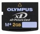 xd:新品Olympus XDピクチャー2GB(M+)(メール便送料160円)