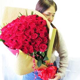お届けは【8月20日以降指定可】 還暦祝い 女性 還暦祝い 母 プレゼント バラ60本 女性 おしゃれ バラ花束