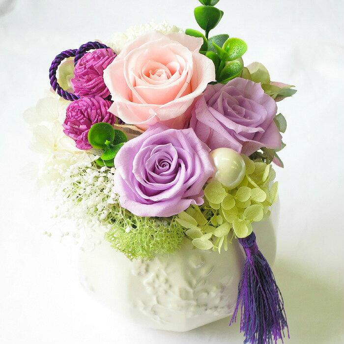 プリザーブドフラワー バラ 誕生日 花 ギフト 花 プレゼント 結婚記念日 お祝い 本州は送料無料