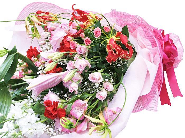 花束 送別会 歓迎会 ギフト 誕生日 花 送料無料 還暦祝い お祝い花束 結婚祝い お見舞い 退職祝い フラワーギフト