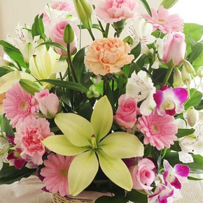 花 母の日 フラワーアレンジメント ギフト カーネーション 誕生日 本州は 送料無料 お祝い 母の日 早割 プレゼント アレンジメント