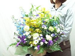 お供え花アレンジメント
