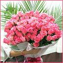 バラの花束 バラ60本以上108本迄のバラ花束 100本バラにも対応 古希 喜寿 米寿 還暦祝い サプライズプレゼント 薔薇 …