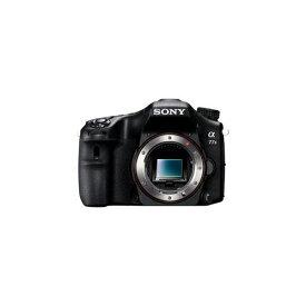 SONY デジタル一眼レフカメラ α77 II ズームレンズキット ILCA-77M2Q
