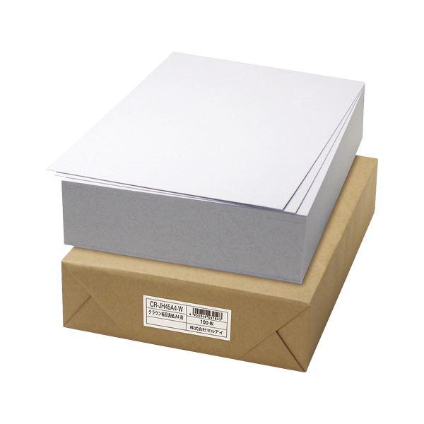 (業務用セット) 板目表紙 CR-JH45A4-W 100枚入 【×2セット】