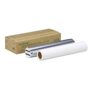 (業務用10セット) 富士フィルム(FUJI) 直接感熱紙 DIPWBK420 A2 白/黒 2本