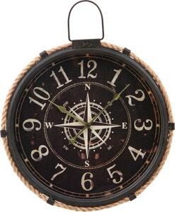 掛け時計 コンパス Φ47cm 掛時計 コンパス Φ47cm (72701)