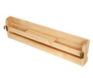 タイプが選べる頑丈ロータイプ収納式3段ベッド fericica フェリチカ 専用別売品 82cm棚