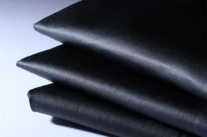 空間に合わせて色と形を選ぶレザーカバーリング待合ロビーソファ Caran Coron カランコロン ソファ別売りカバー 半円 2P