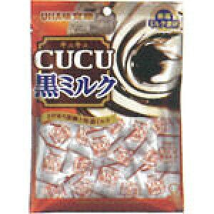 CUCU 黒ミルク 6袋