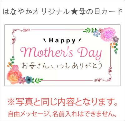 母の日カード/CL05