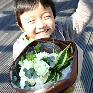 ボリュームたっぷりの花束をお届けします^^