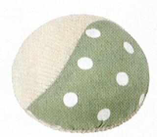 クロバー 色分けピンクッション 23-084 針山 clv 手芸の山久