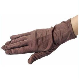 手袋 シルクスムース手袋 108036 日焼け予防 シルク 絹 kkm ネコポス可 金亀 手芸の山久
