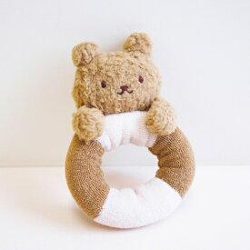 キット こぐまのポーにぎにぎキット MAIM-211 ベビー 手作りキット おもちゃ me-in beby ネコポス可 kiyo 手芸の山久