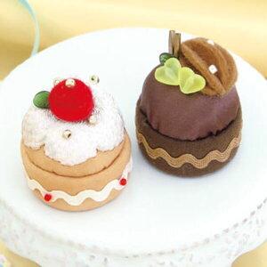 手芸キット PA-726 いちごのケーキとチョコケーキ オリムパス 手芸の山久