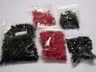 毛绒 Ami 服装) 工艺品材料劳拉半个回合球按钮 4 ~ 10 毫米到一袋约 200 件