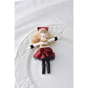 人形ドレスキット ブラウン NB-11 ドレス オリジナルドール ドールチャーム パナミ 取寄せ商品 ネコポス可 手芸の山久