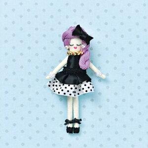 人形ドレスキット パート2 ドット NB-20 ドレス オリジナルドール ドールチャーム パナミ 取寄せ商品 ネコポス可 手芸の山久