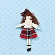 人形ドレスキットパート2チェックNB-22