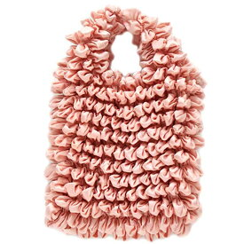 ソフィスティ 三浦絞りバッグ(小) 7501 ピンク